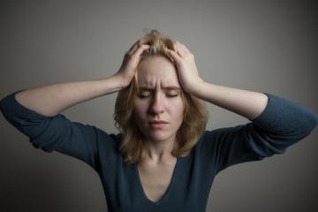 Energievretende boosheid na een scheiding